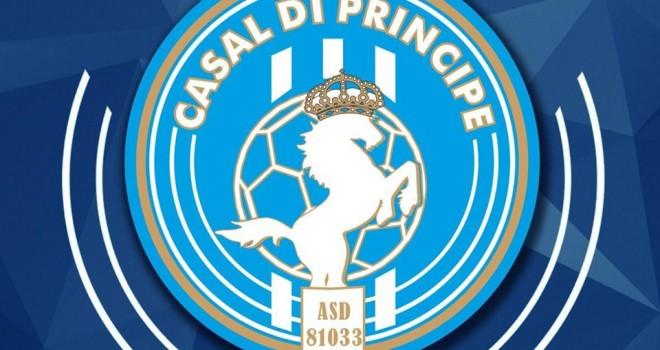 Il logo del Casal di Principe 81033