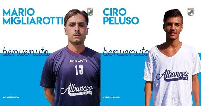 M. Migliarotti e C. Peluso, Albanova