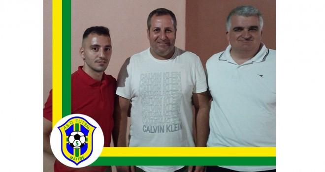 Santillo (al centro) con Ricci e Pannone