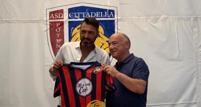 Sossio Aruta ha lasciato il Cittadella