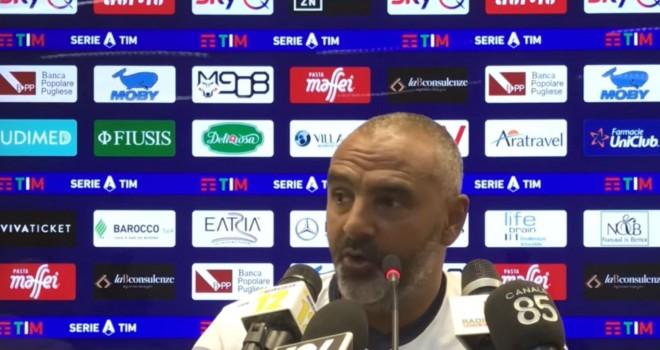 """Lecce. Liverani: """"Una vittoria che vale molto più di 3 punti"""""""