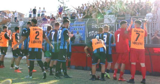 C. Italia Serie D. Gladiator, buona la prima: San Tommaso battuto 2-0