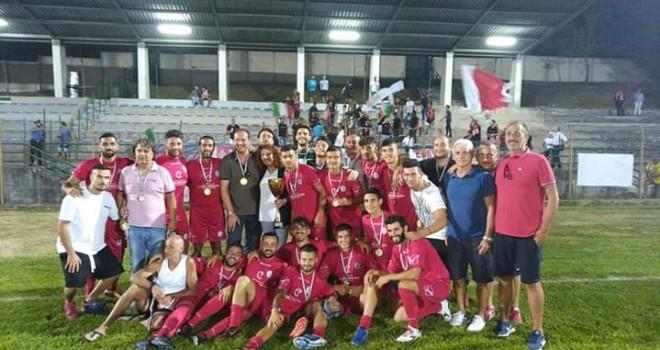 L'Atletico Lauria alza la Supercoppa