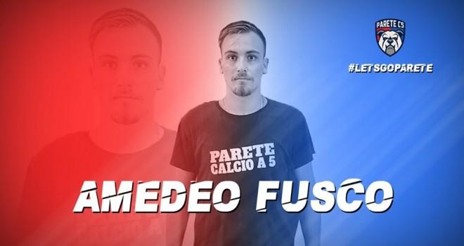 Amedeo Fusco, Parete C5