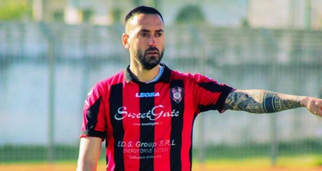 L'attaccante Andrea Marano