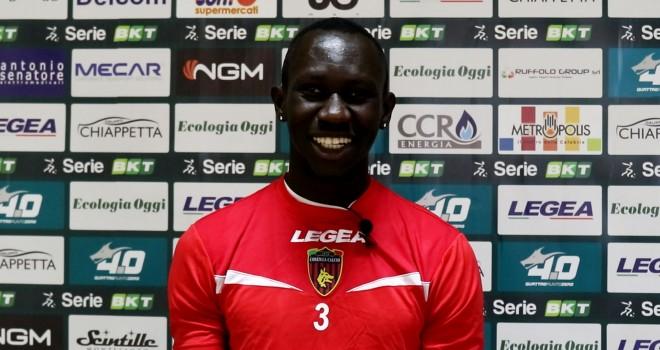 Il centrocampista Kanouté