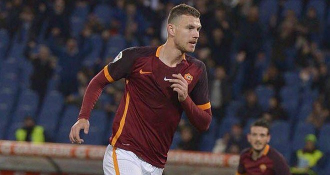 Edin Dezko (AS Roma)