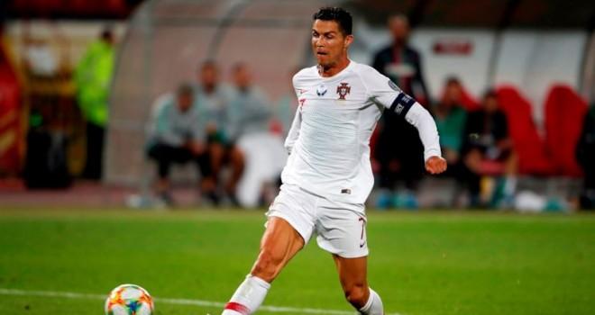 Cristiano Ronaldo, l'uomo dei record