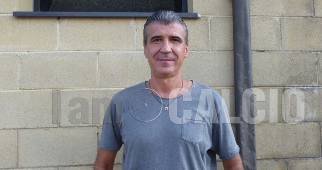 Paolo Zanardi, tecnico della Sparta