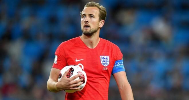 Kane, attaccante del Tottenham