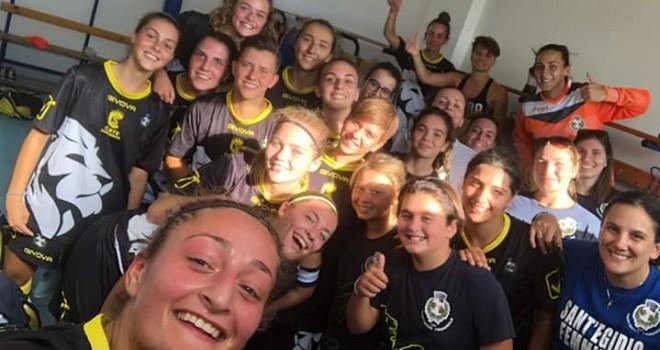 Sant'Egidio Femminile: battuto il Pomigliano nella gara di Coppa