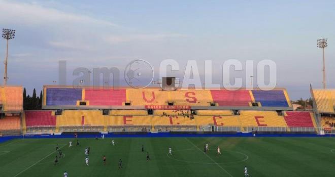 Il Lecce cade contro la Spal: al Via del Mare è 1-2