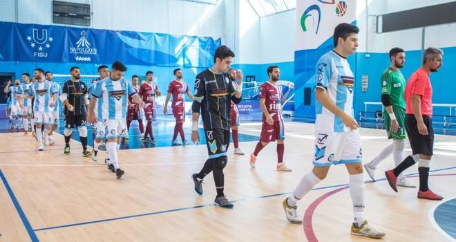 Buldog Lucrezia - Futsal Fuorigrotta