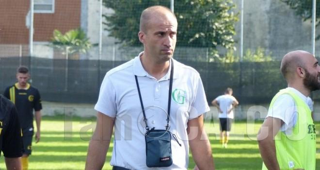 Giulio Rossi, tecnico della Pro Ghemme
