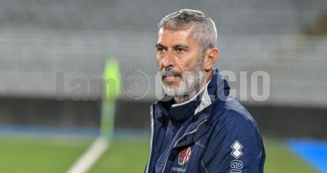 Scazzola, tecnico dell'Alessandria