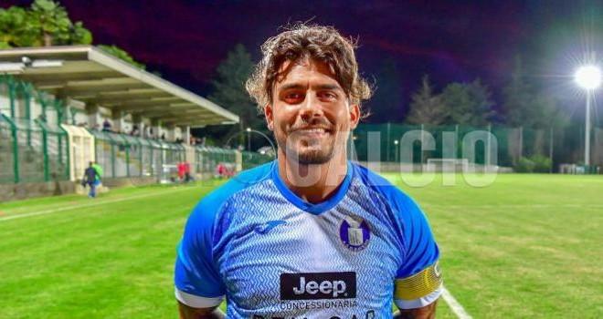 Roberto Salzano, Città di Baveno