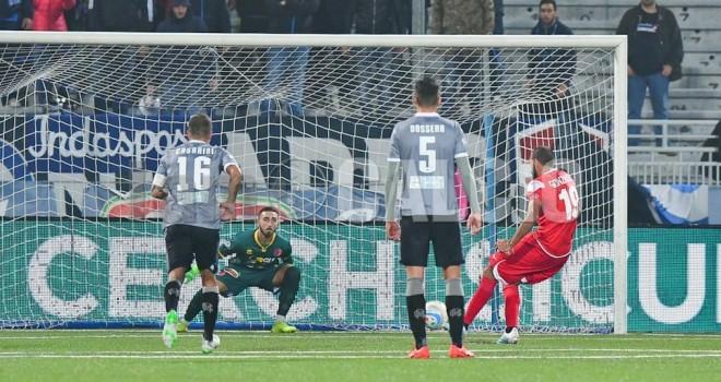Gonzalez fallisce il penalty