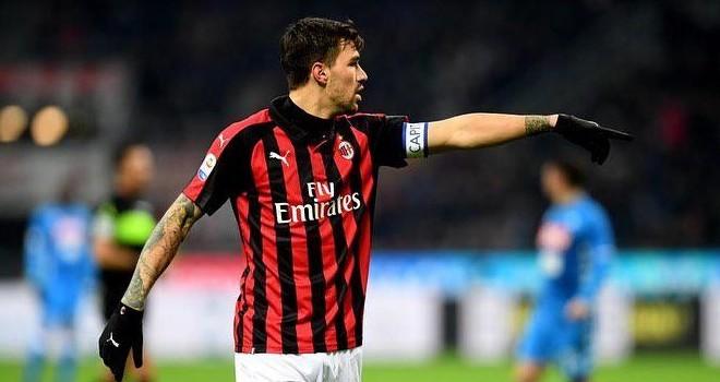 Alessio Romagnoli (Capitano del Milan)