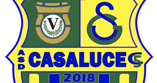 Il nuovo logo del G.S. Casaluce C5