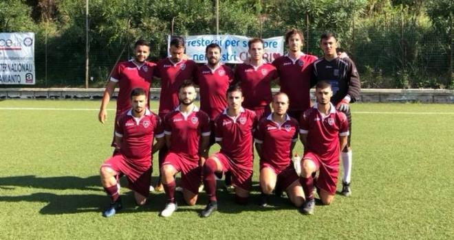 Virtus Baia, basta Pisano: Total Football sconfitto