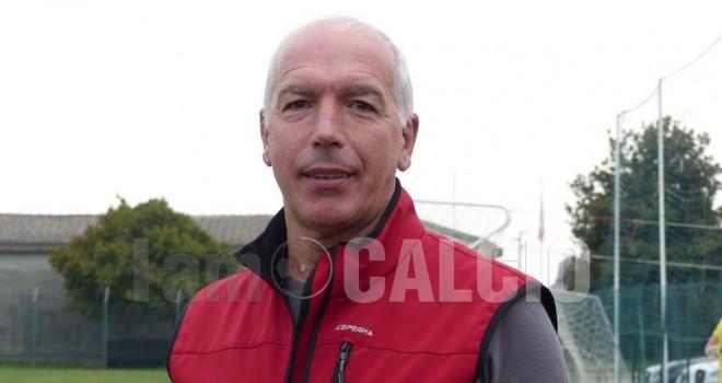 Maurizio Bertaccini, tecnico del Megolo