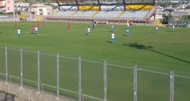 Coppa Promozione: pari di rigore tra Rione Terra e S.Maria la Carità