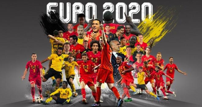 Il Belgio è ai prossimi Europei
