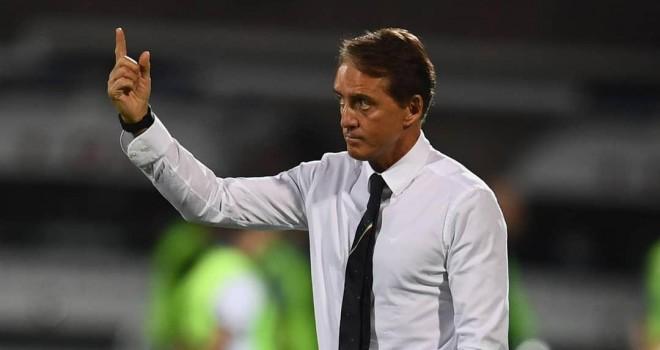 """Italia, Mancini: """"Per l'Europeo il gruppo è fatto"""""""