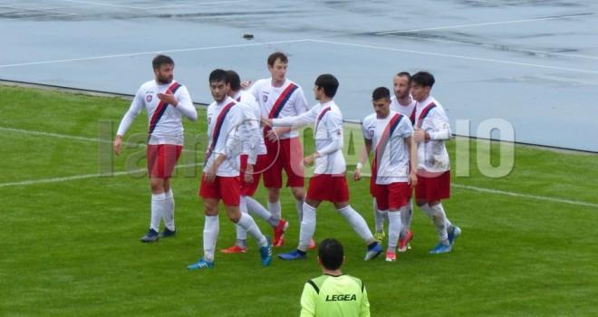 Eccellenza girone A - La Biellese-Ro.Ce., ingresso in zona playoff