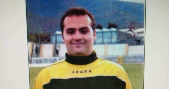 Sport Melfi, scomparso l'ex portiere Francesco Venezia a 37 anni