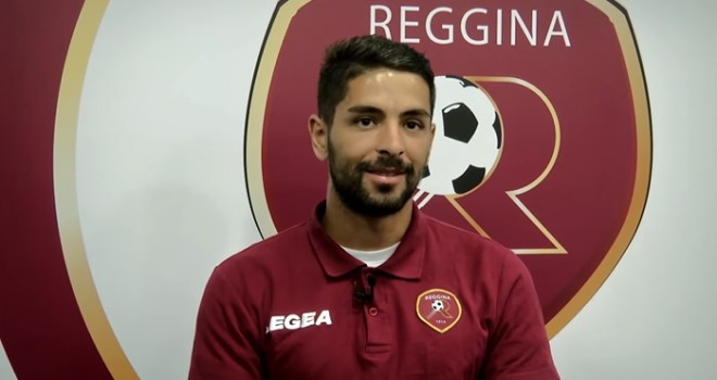 Il centrocampista Dimitrios Sounas