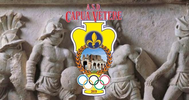 Il logo del Capua Vetere