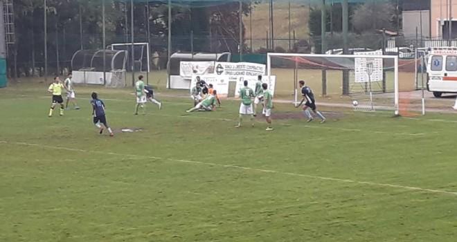 Il primo gol di Ruiz del Policoro