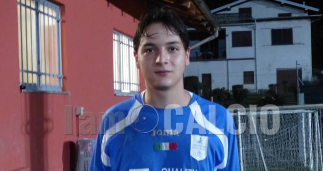 Edoardo Quattrini, Borgolavezzaro