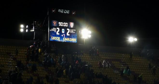 Lecce Cagliari