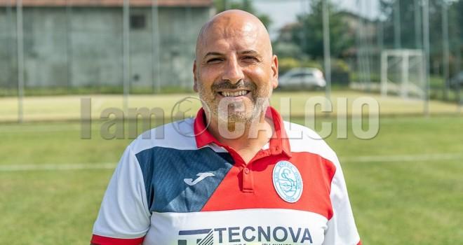 Antonio Talarico, tecnico dello Stresa