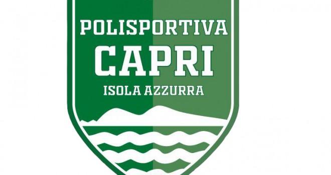 Il Capri è primo in classifica e sogna la Promozione