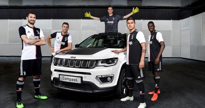 Jeep celebra la Juventus