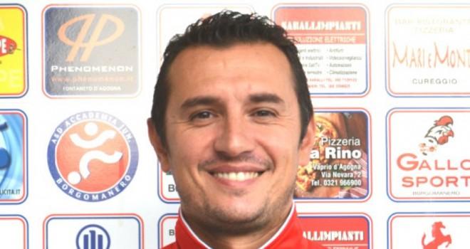 Giuseppe Molinaro, neo tecnico rossoblu
