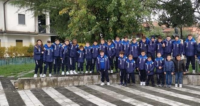 I bambini della Riardo Soccer