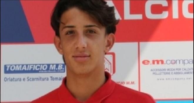 Tragedia a Casarano: muore a 18 anni il giovane calciatore Santagata