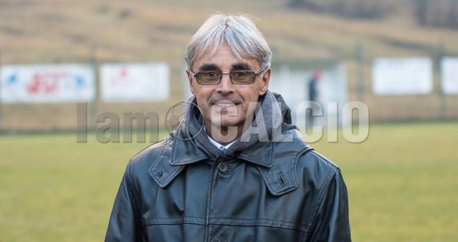 Gianni Lipari, tecnico della Varzese