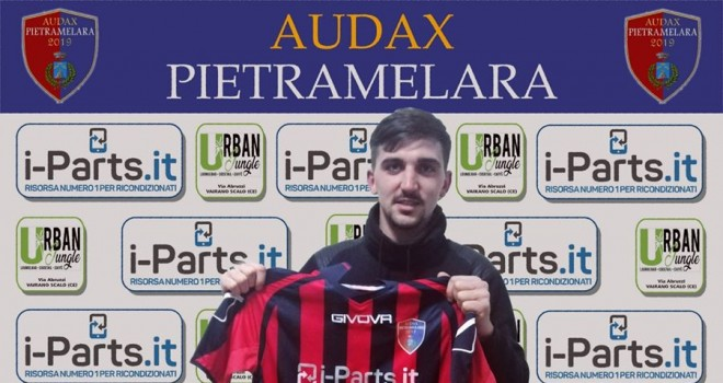 V. Caiazza, Audax Pietramelara