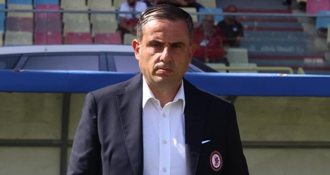 Corda saluta il Foggia Calcio