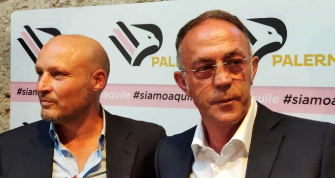 Rosario Pergolizzi e Renzo Castagnini