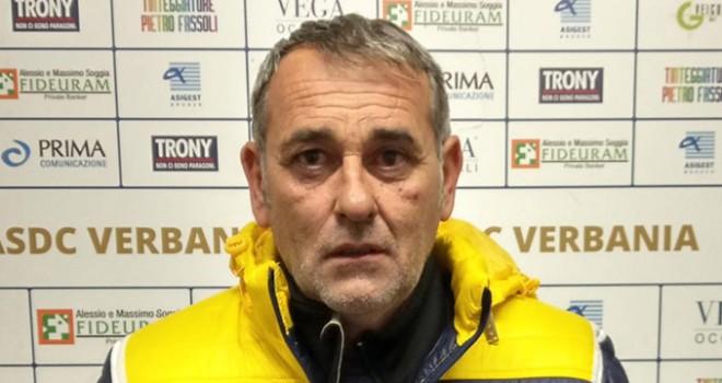 Corrado Cotta guiderà il Verbania