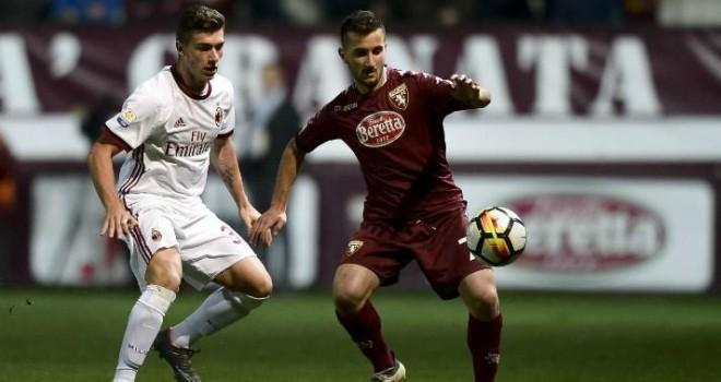 Torino-Milan al 'Pozzo-Lamarmora' per il match di Coppa Italia