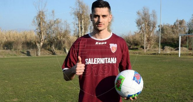 Foto: Salernitana - Ianuale