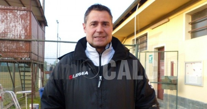Diego Pagani, tecnico del Gattinara