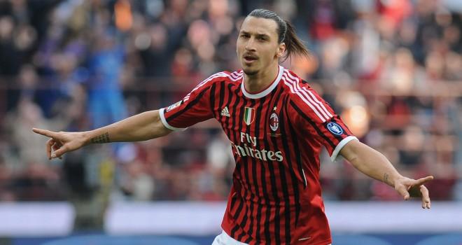Z. Ibrahimovic, Milan